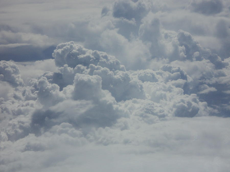 Clouds Photograph - Upper Room by Amy Kirkland