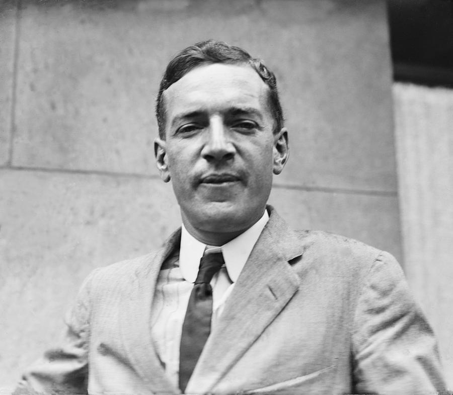 History Photograph - Upton Sinclair 1879-1968 American by Everett