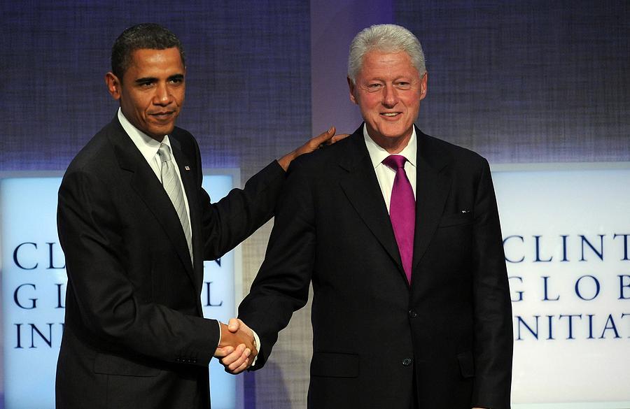 U.s. President Photograph - U.s. President, Barack Obama, Former by Everett