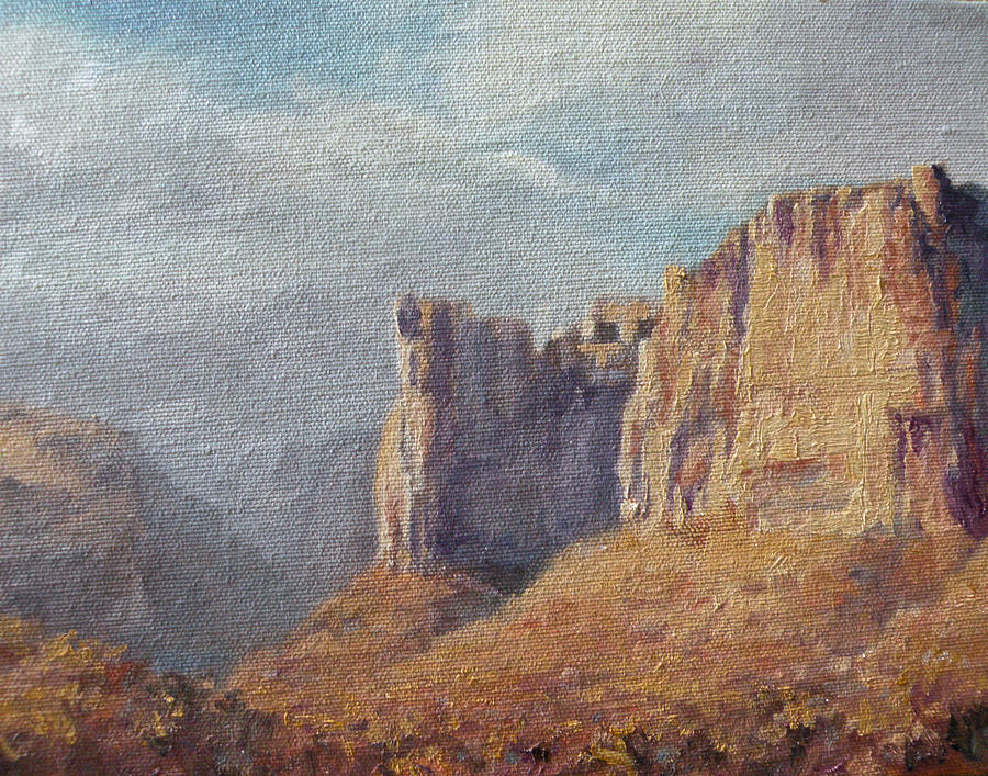 Utah Painting - Utah  by Mia DeLode