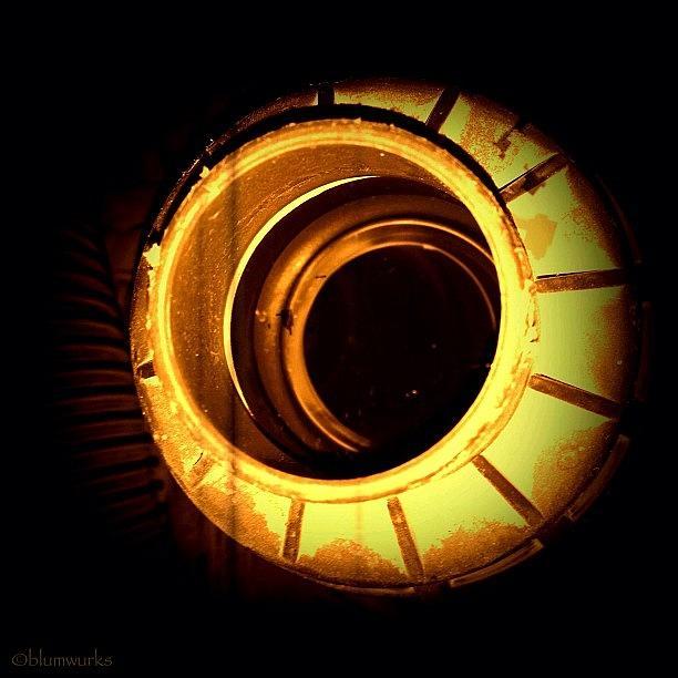 Yolo Photograph - Vacuum by Matthew Blum