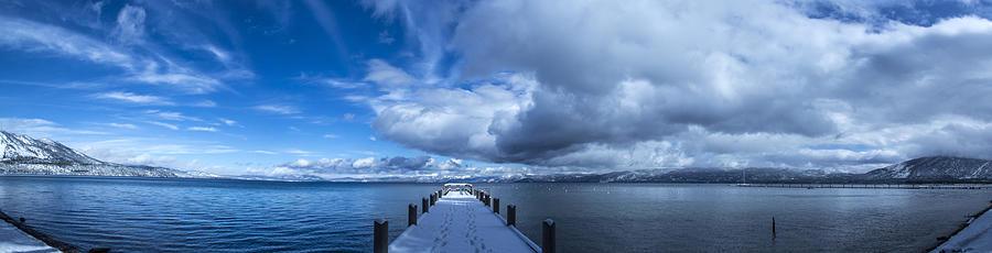 Valhalla Photograph - Valhalla Winter Wonderland by Brad Scott