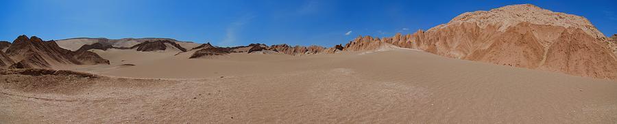 Atacama Photograph - Valle De La Muerte by Andre Distel