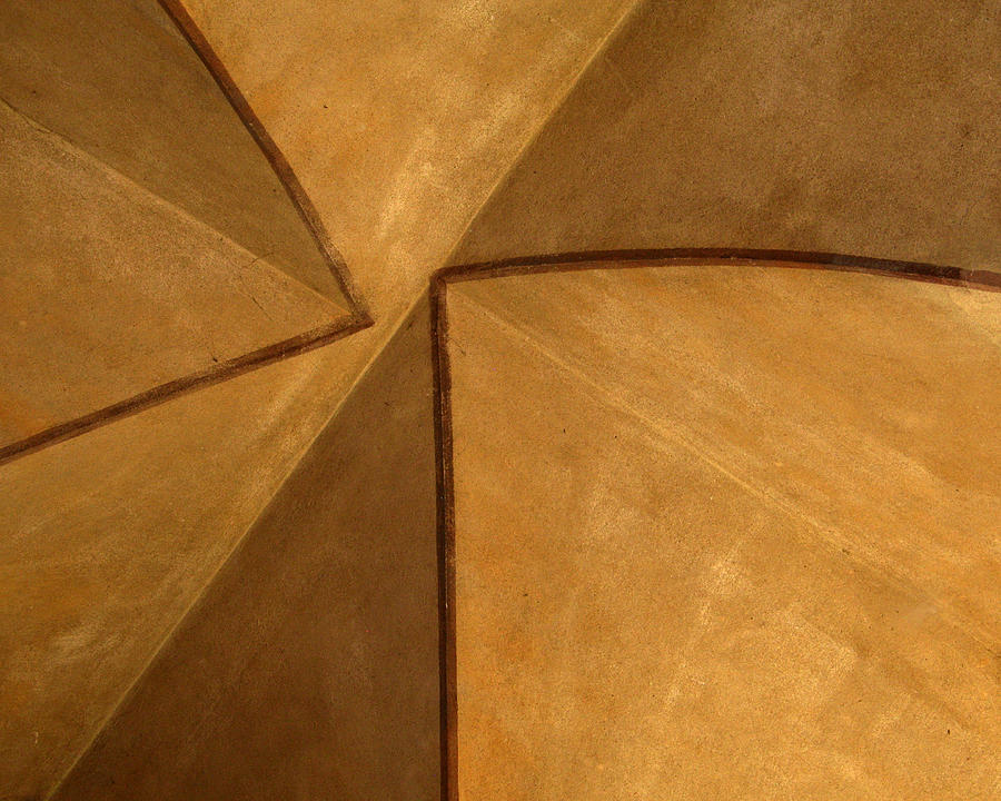 Abstract Photograph - Vaulted Abstract II by Greg Matchick