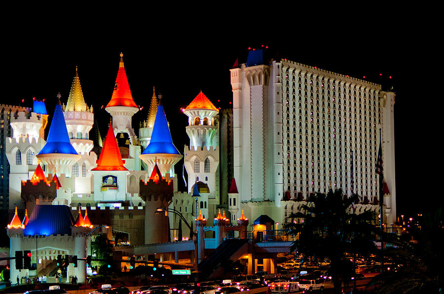 Top  Hotels In Las Vegas Strip