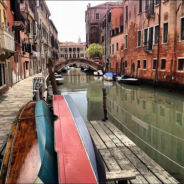 Venice Photograph - #venice #italy #webstagram by Irina Moskalev