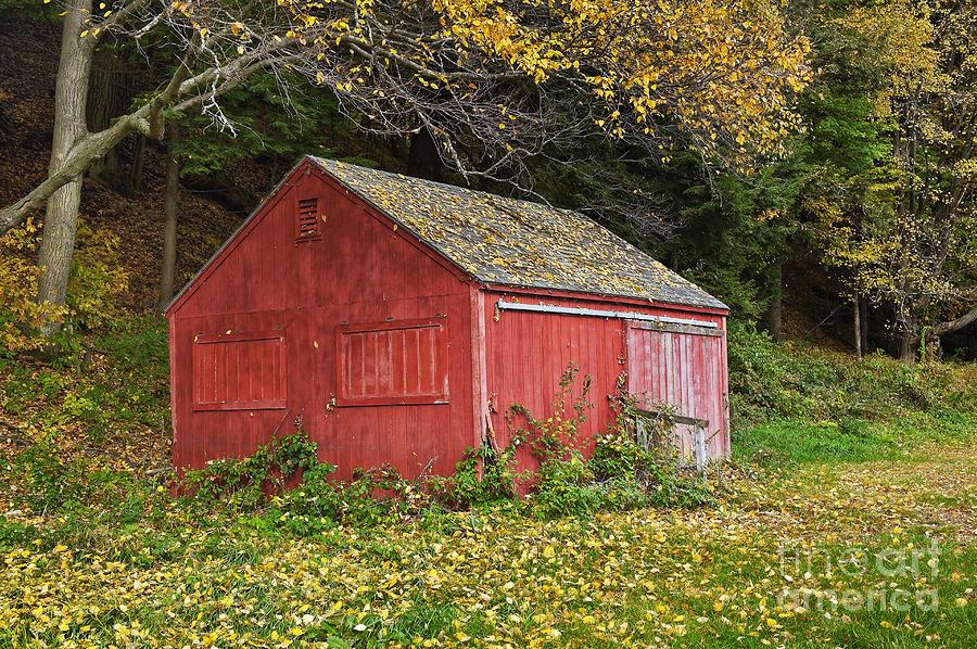 Vermont Photograph - Vermont Farm by John Greim