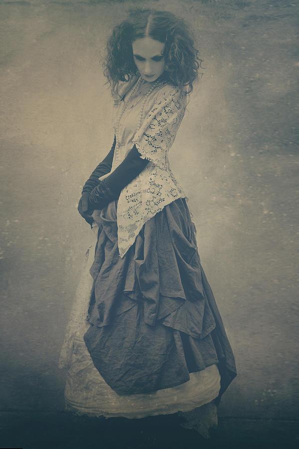 Bohemian Photograph - Victorian by Pawel Piatek