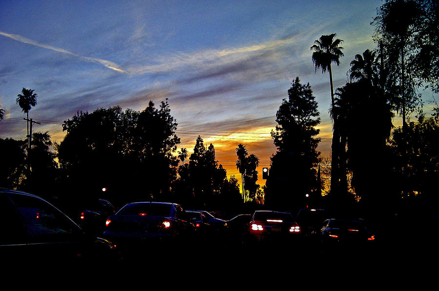 Cloud Photograph - Victory Blvd 4 by Russell Jenkins