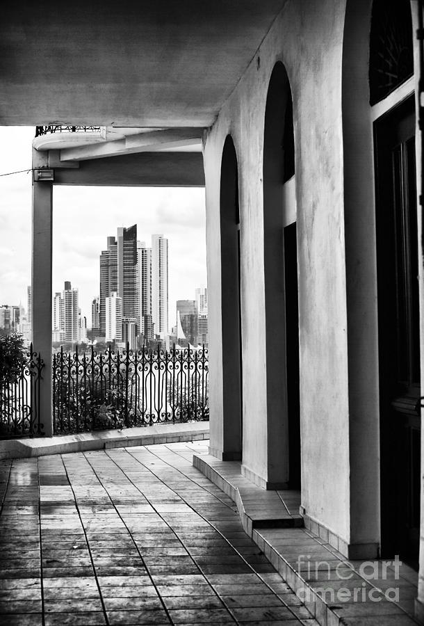 Viejo Y Nuevo Photograph - Viejo Y Nuevo by John Rizzuto