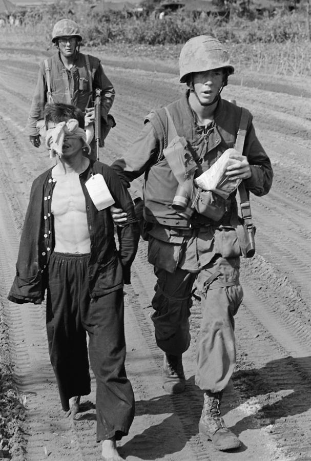 Radiomen in the Vietnam War faced a 5-second life