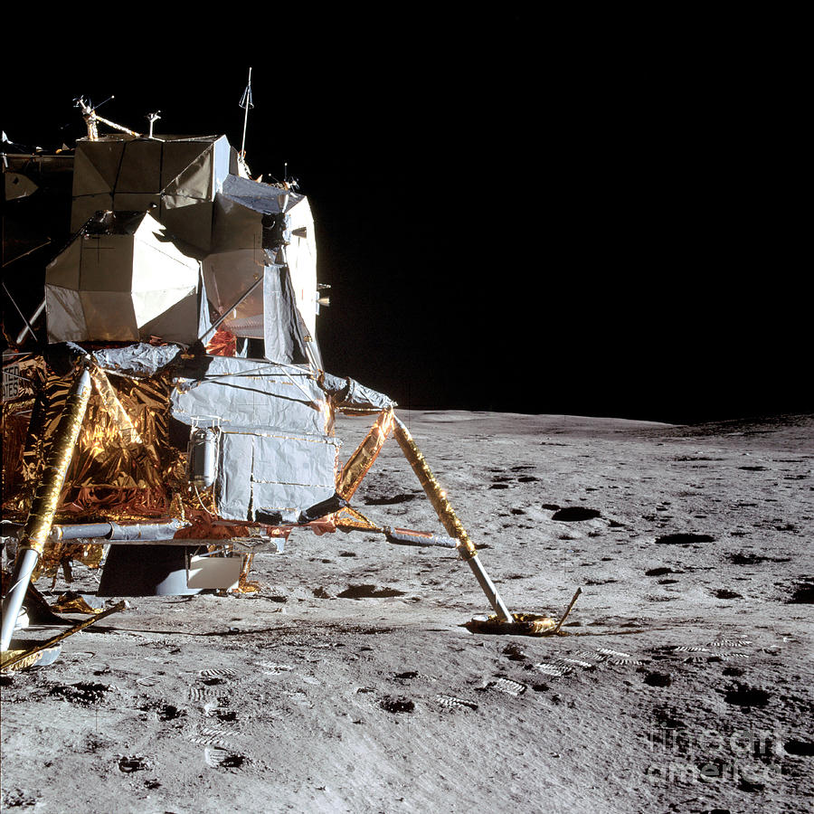 apollo 14 lunar module - photo #3