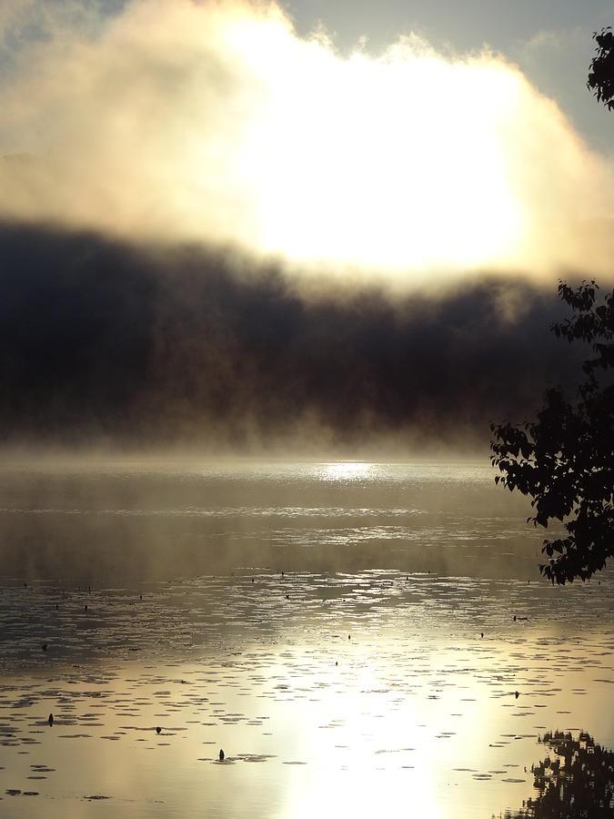 Sunrise Photograph - View1 by Wim Haverkamp