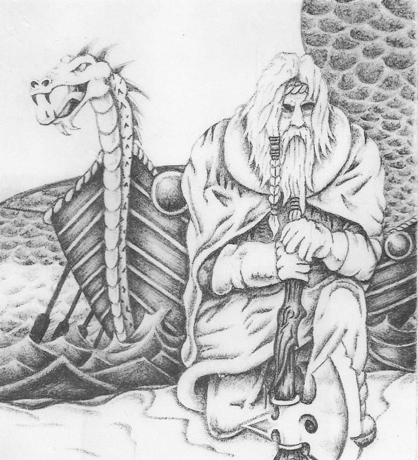 Vikings Tattoos Designs For Girls