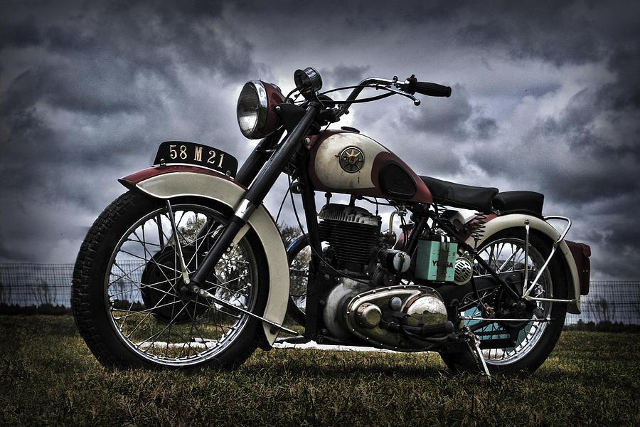Vintage Motocycle 47