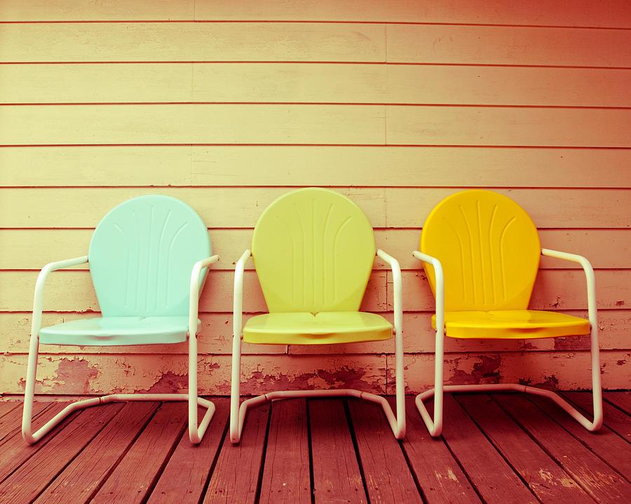Vintage Summer Photograph by Sonja Quintero