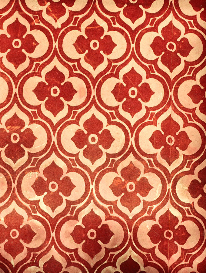 Vintage wallpaper photograph by tom gowanlock for Large print wallpaper