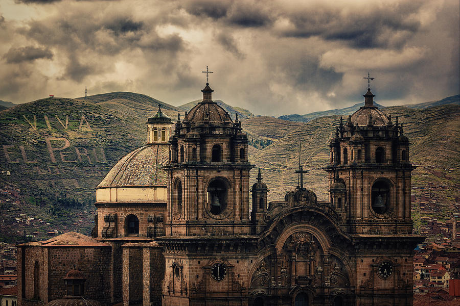 Peru Photograph - Viva El Peru by Stuart Deacon