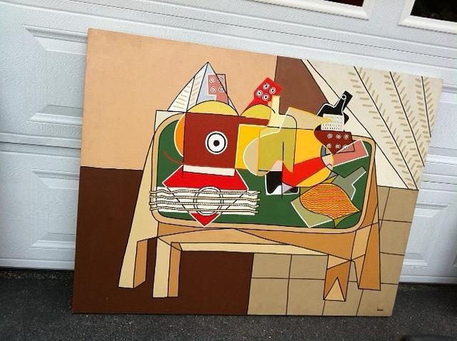 Painting - W by Walter Hernandez