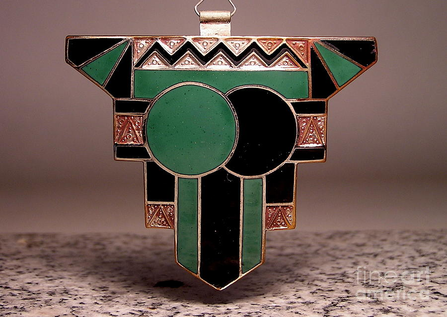 Pendants Jewelry - W1 17 by Dwight Goss
