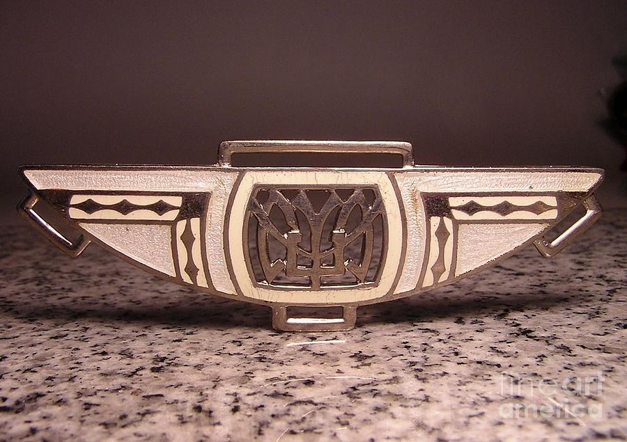 Art Deco Jewelry - W1 7 by Dwight Goss