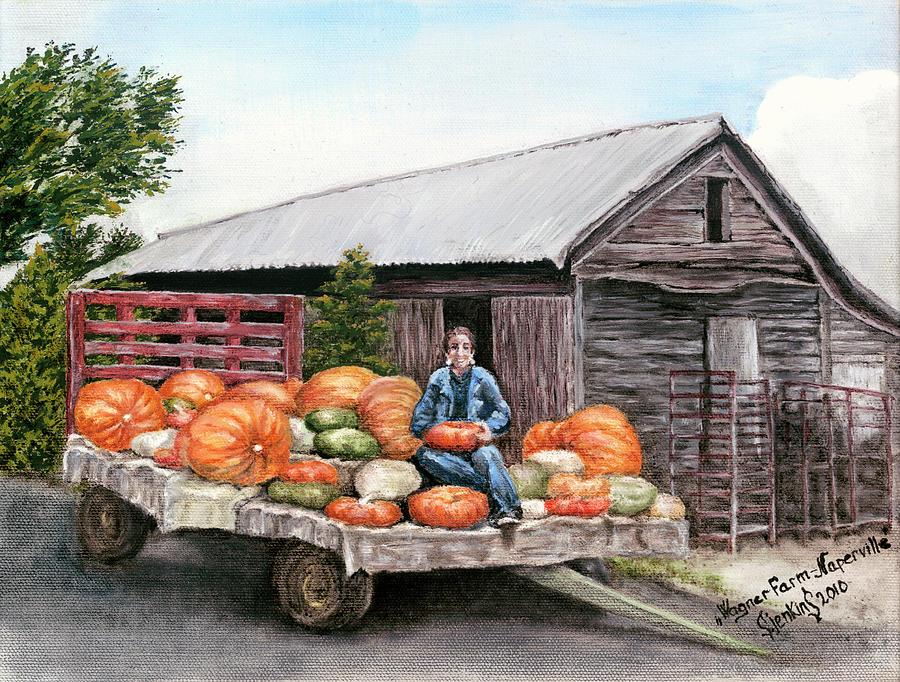 Wagner Farm Naperville Illinois by Svetlana  Jenkins