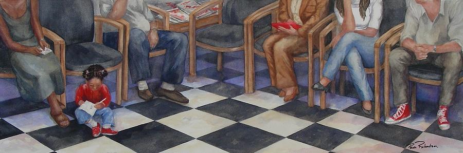 Waiting by Paula Robertson