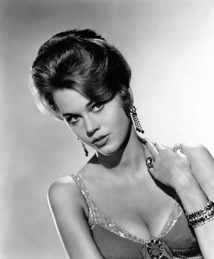 1962 Movies Photograph - Walk On The Wild Side, Jane Fonda, 1962 by Everett