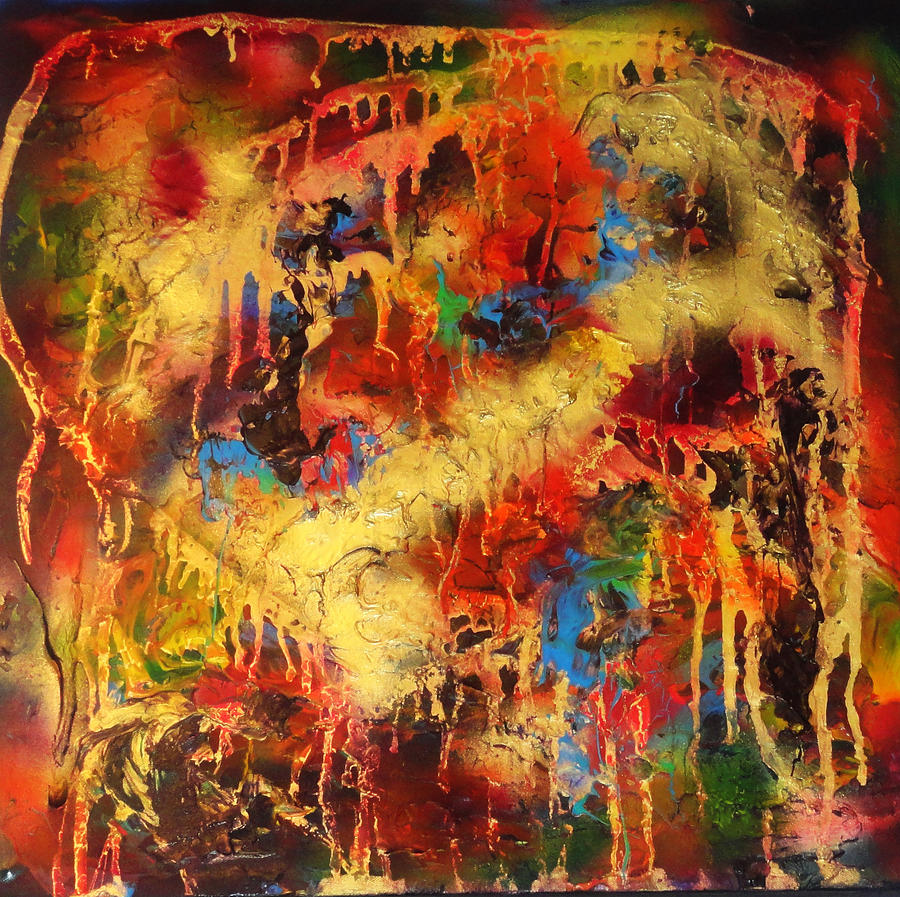 Walk Through The Fire by Yael VanGruber
