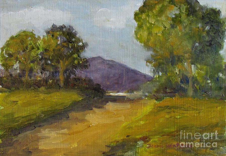 Walking Path by Jeanie Watson
