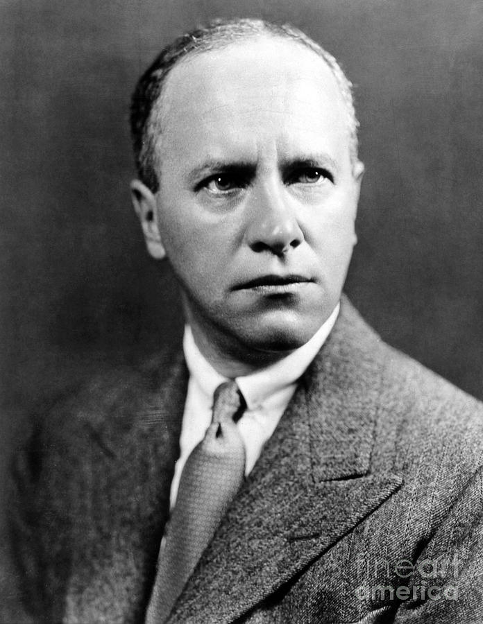 19th Century Photograph - Walter Duranty (1884-1957) by Granger