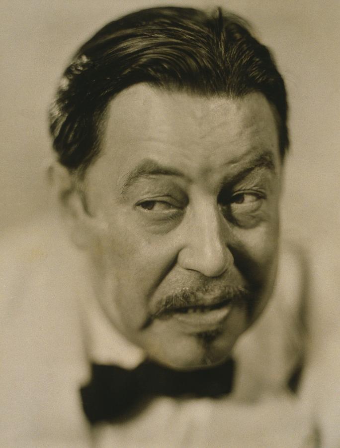 History Photograph - Warner Oland, 1879-1938 by Everett