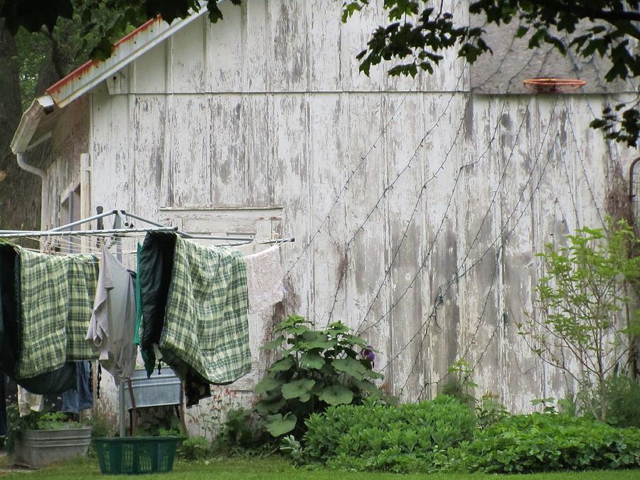 Wash Day Photograph - Wash Day by Todd Sherlock