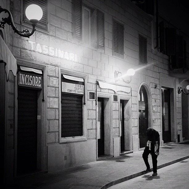 Noir Photograph - Wasted Re Edit by Robbert Ter Weijden