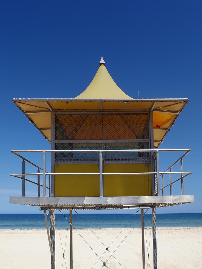 Decorative Photograph - Watchtower by Melanie Viola