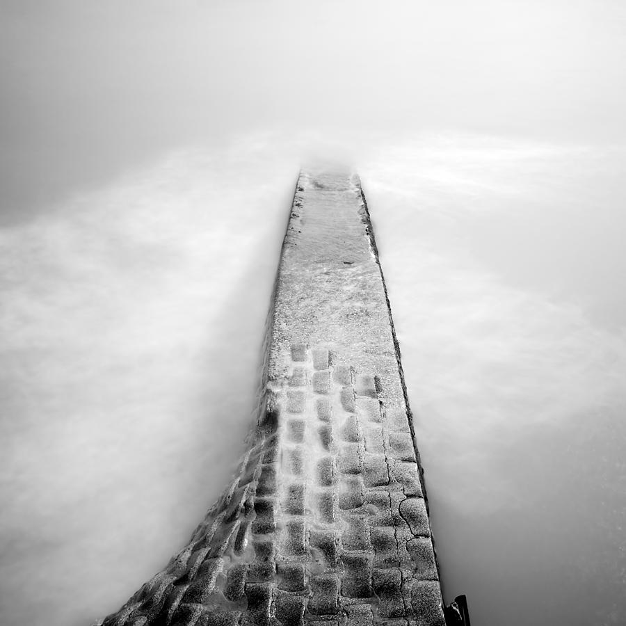 Normandy Photograph - Waterscape 02 by Nina Papiorek