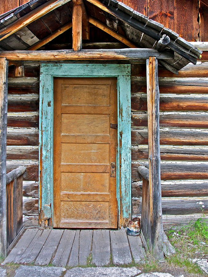 Rustic Photograph - Welcome Sight For Weary Travelers by Karon Melillo DeVega
