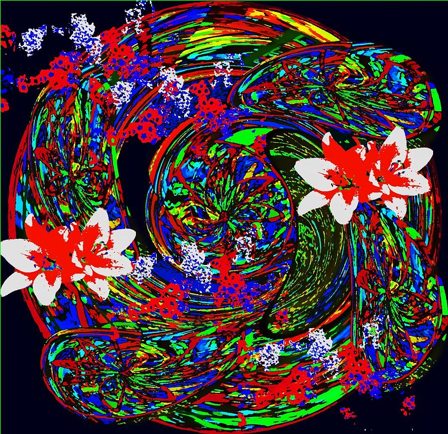 Welcome To Paradise Digital Art - Welcome To Paradise  by Rod Saavedra-Ferrere