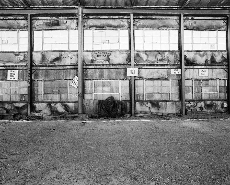 Nts Photograph - Well 3 Bays by Jan W Faul
