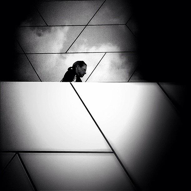 Noir Photograph - Were Pieces Of The Same Puzzle by Robbert Ter Weijden