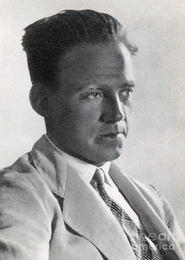 Werner Heisenberg, German Theoretical Photograph by Photo ...