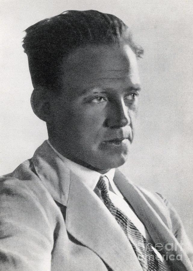 Werner Heisenberg, German Theoretical Photograph by Photo ...