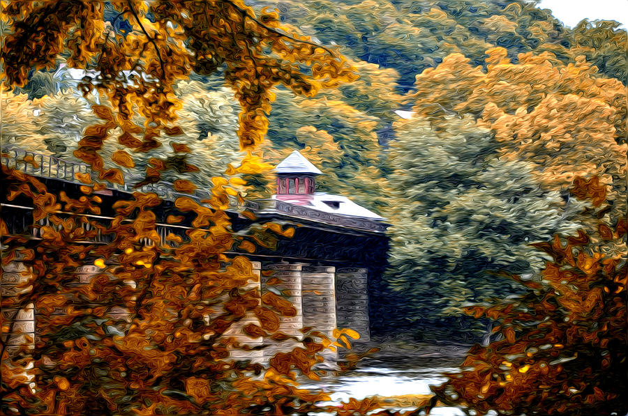 West Photograph - West Virginia Morn by Bill Cannon