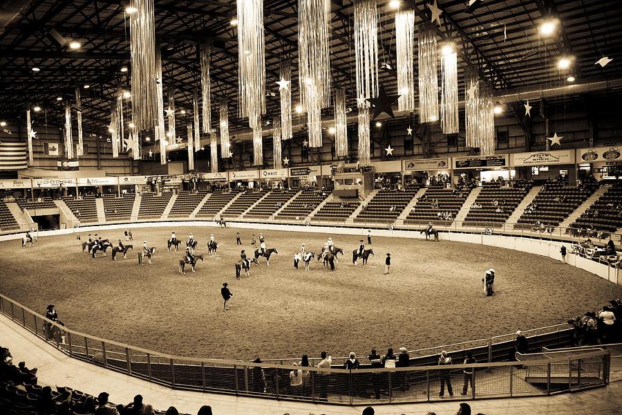 Western Fairgrounds Arena
