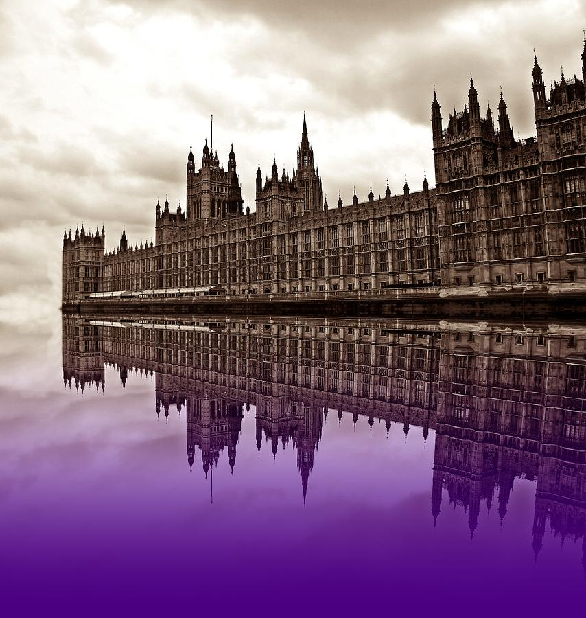 reflections in westminster abbey by joseph