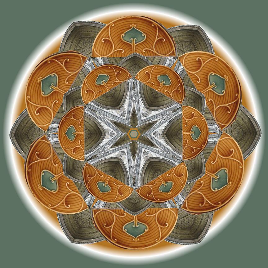 Westminster Abbey Digital Art - Westminster Star by Linda Pope