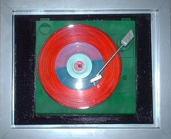Artifacts Relief - Whats A Record Player by Daniel Rollins