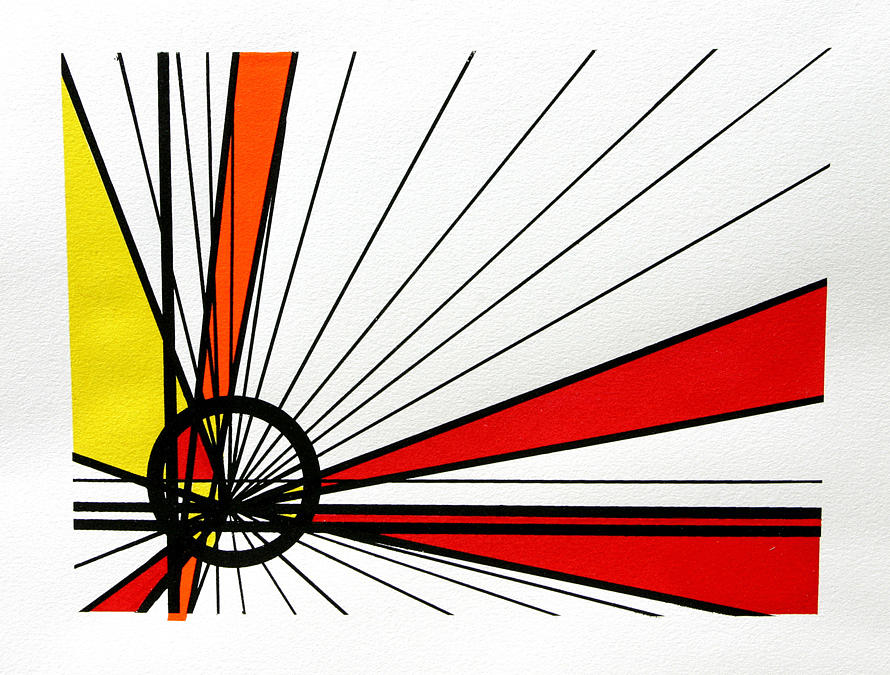 Original Relief - Wheele by Scott Shaver