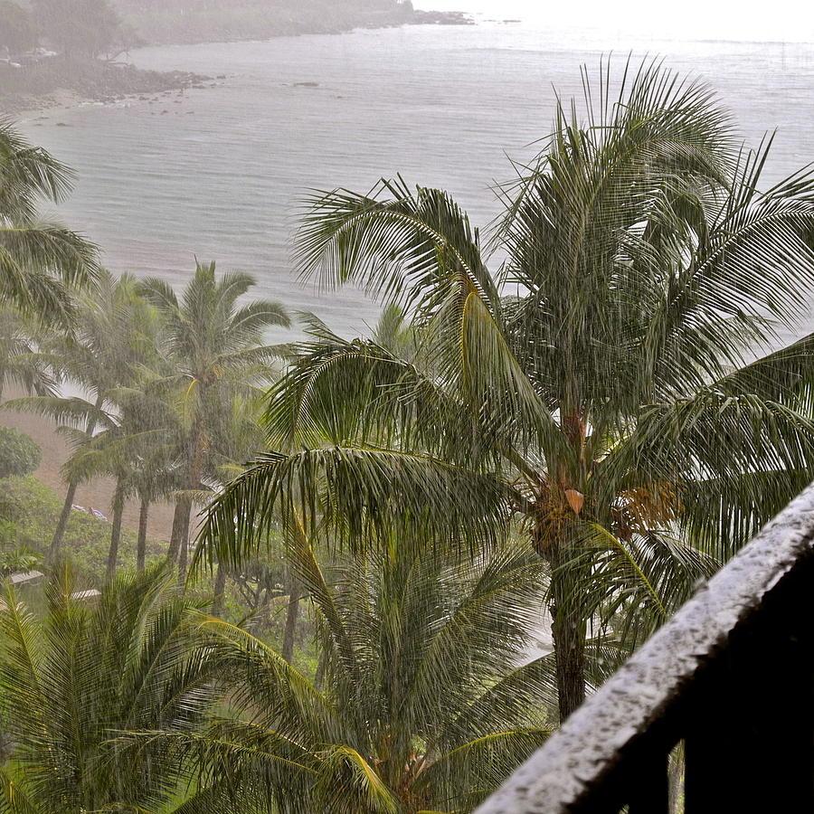 Maui Photograph - When It Rains It Pours by Kirsten Giving