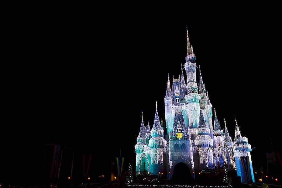 Walt Photograph - Where All The Magic Happens by Nicholas Evans